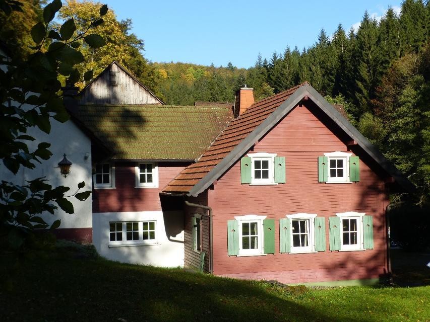 Wanderheim Köstenschmölz