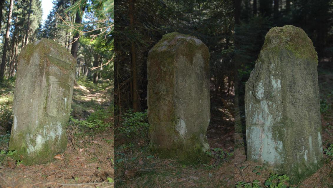 Historische Grenzsteine