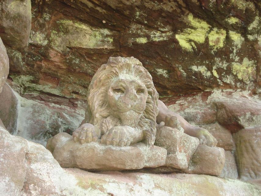 Der Steinerne Löwe