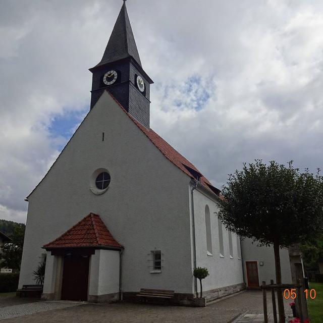 Kirche in Höfles