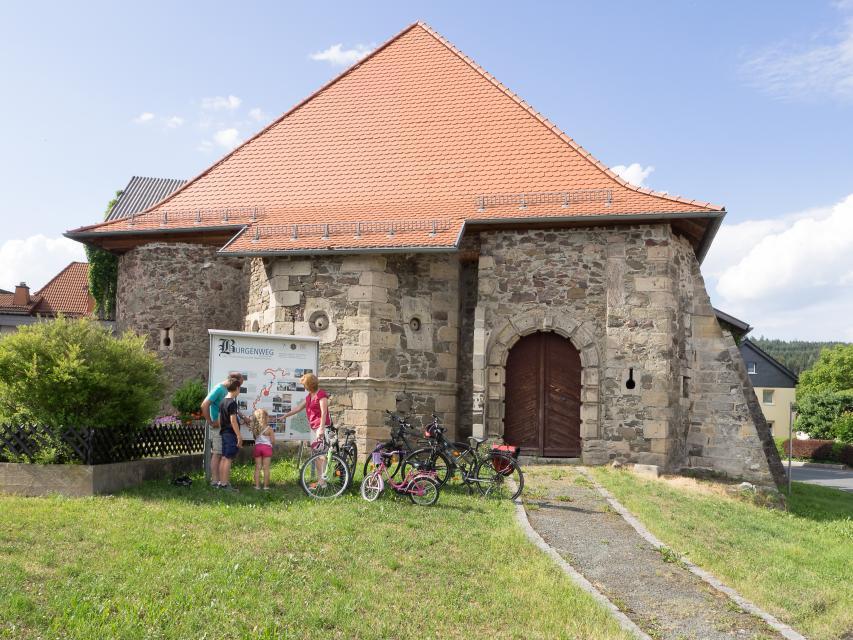 Heimatmuseum in Rothenkirchen
