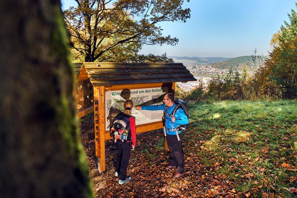 Auf dem Rehberg in Kulmbach
