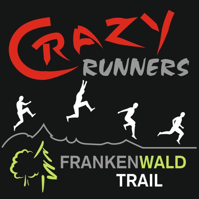 Logo Crazy Runners Frankenwald Trail