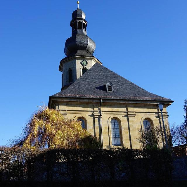 Markgrafenkirche Seibelsdorf