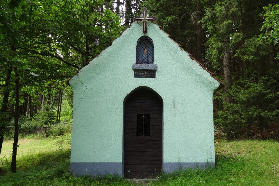 Kapelle in der ehemaligen Achatzmühle