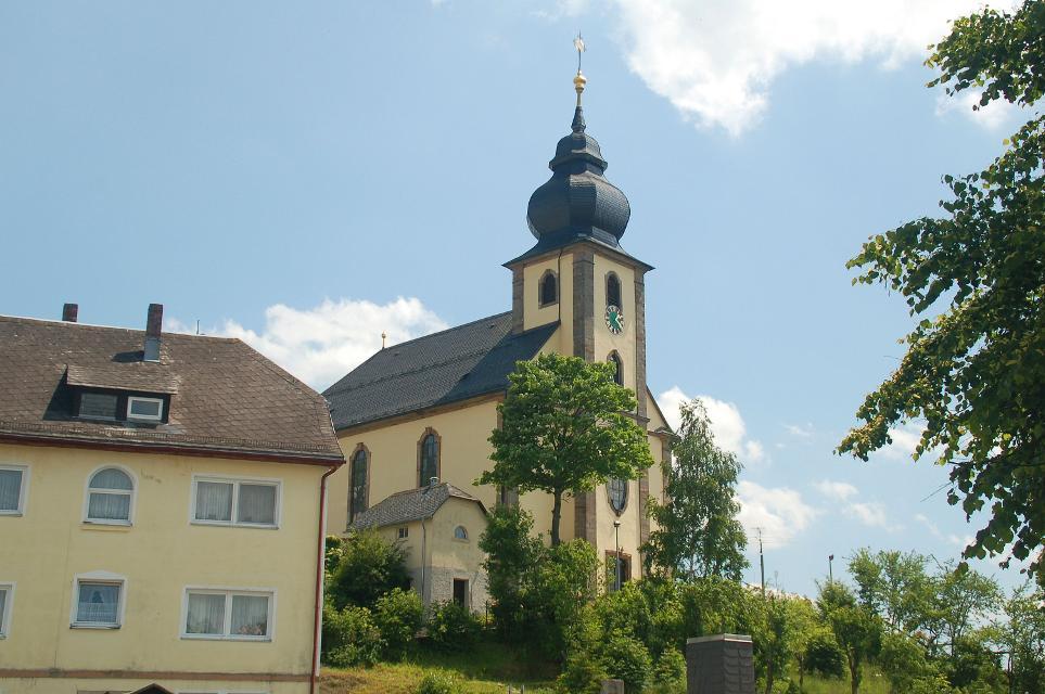 Kirche in Marktleugast