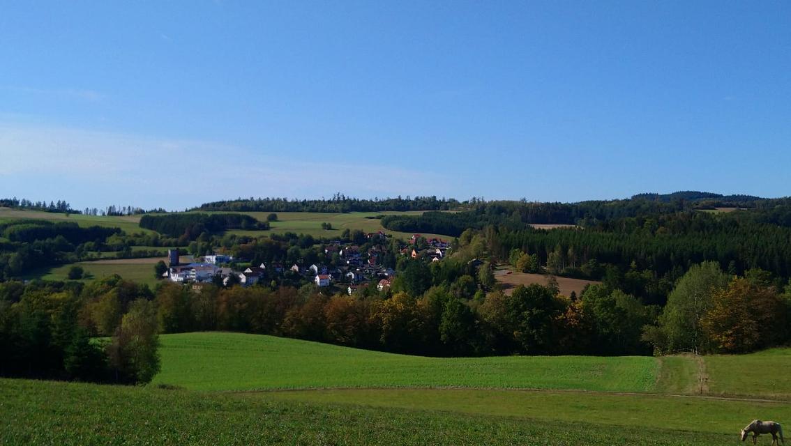Aussicht bei Deckenreuth