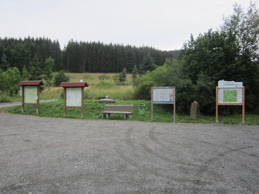 Wanderparkplatz Leutnitztal