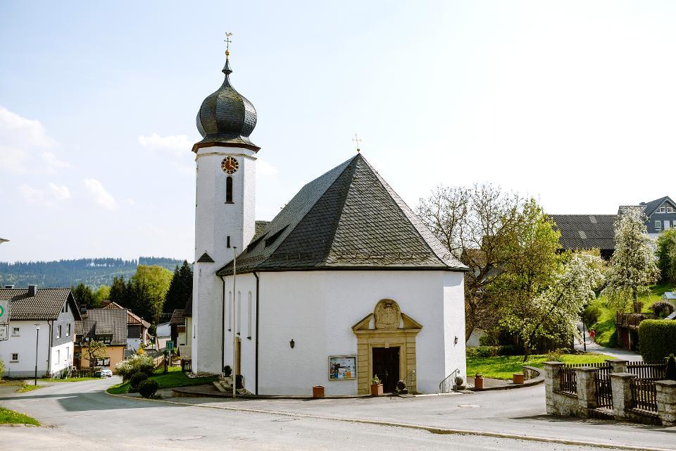 Kirche Wolfersgrün