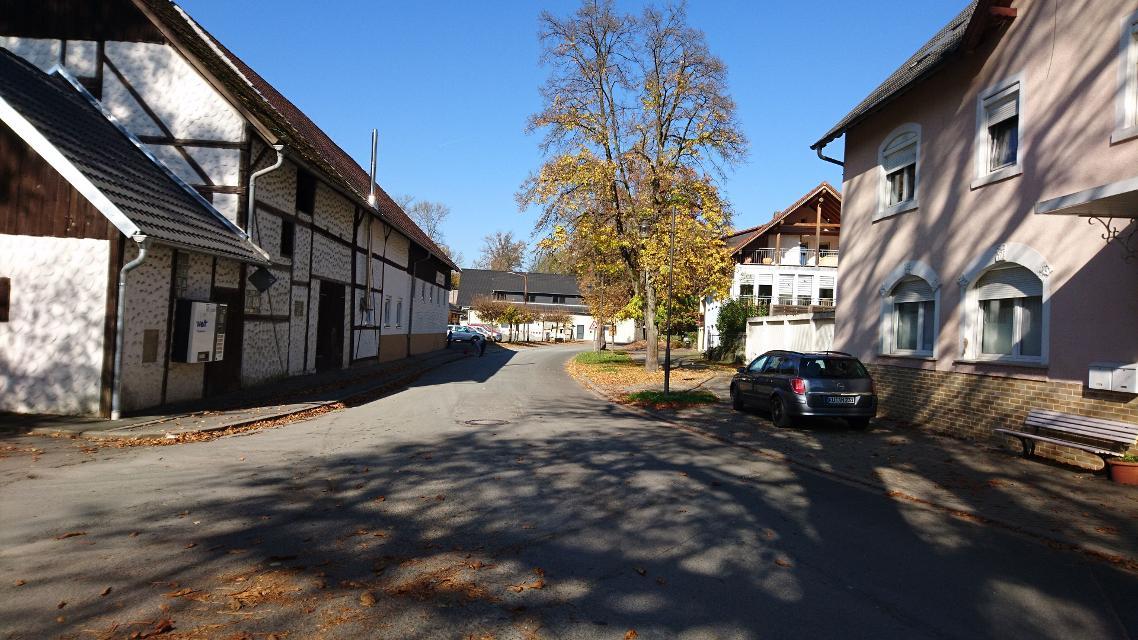 Knollenstraße Stadtsteinach