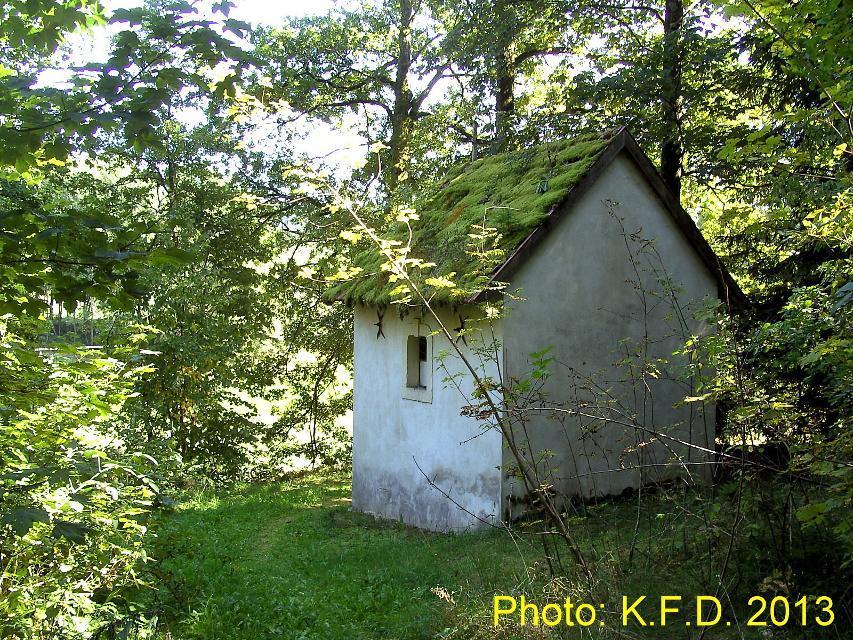 Titel-Kapelle nahe Ziegenburg