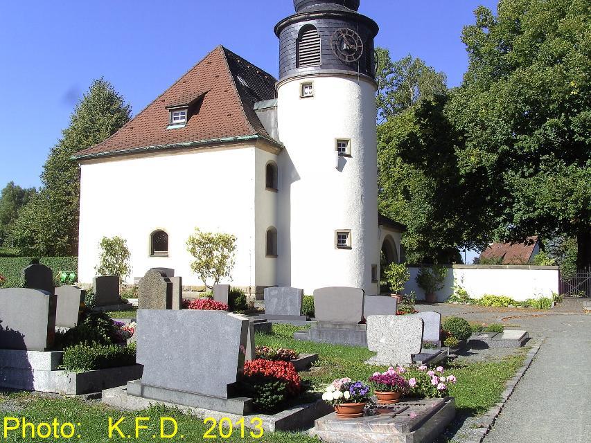Dreifaltigkeitskirche Marktschorgast
