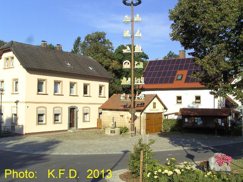 Ortsmitte Lanzendorf