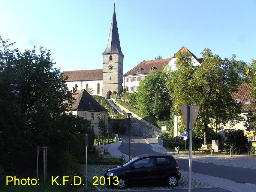 St. Gallus-Kirche Lanzendorf