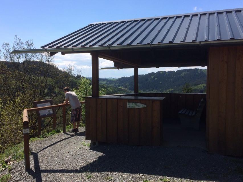 Schutzhütte Silberberg