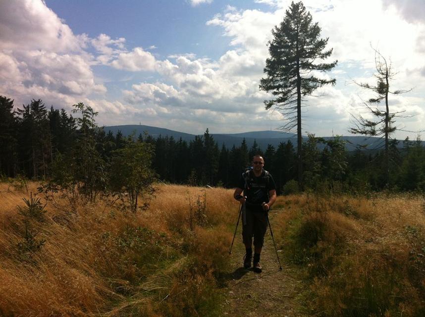 Gegenverkehr am Waldstein