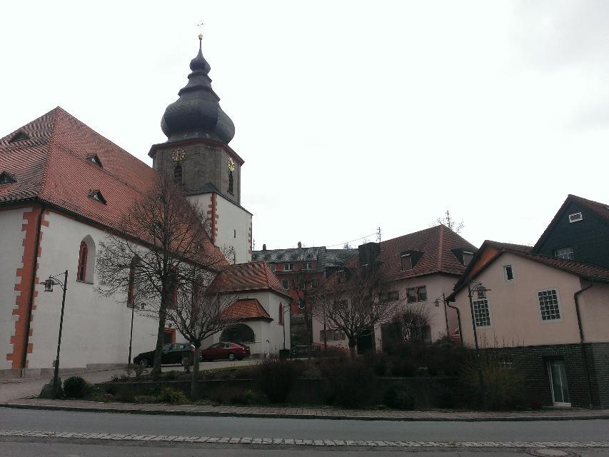 Ortsmitte Kupferberg