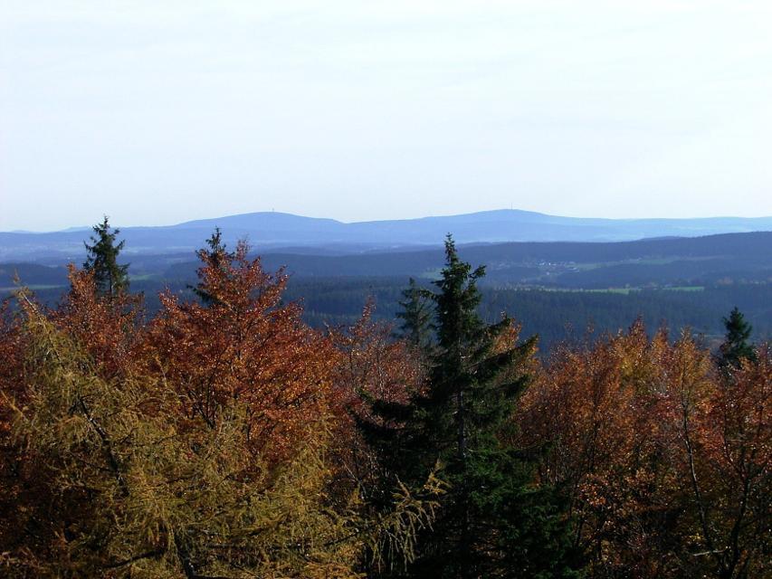 11b Ausblicke vom Döbraberg
