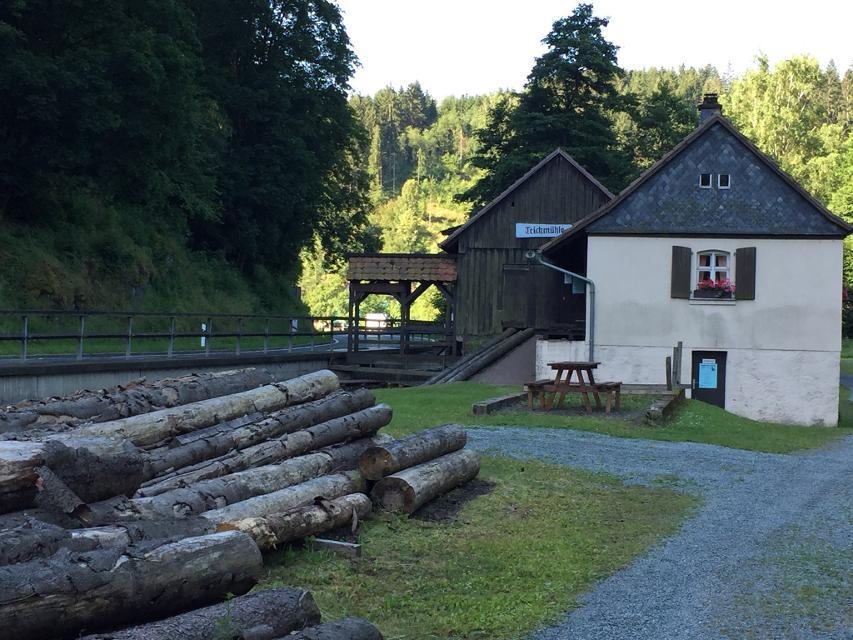 Teichmühle Steinwiesen