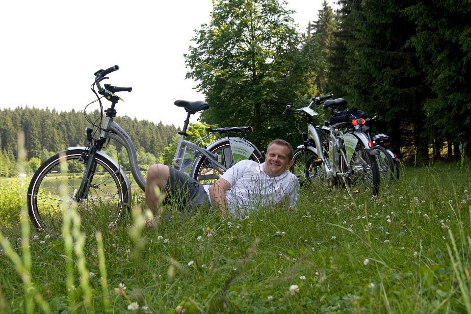 Relaxen am Ölschnitzsee