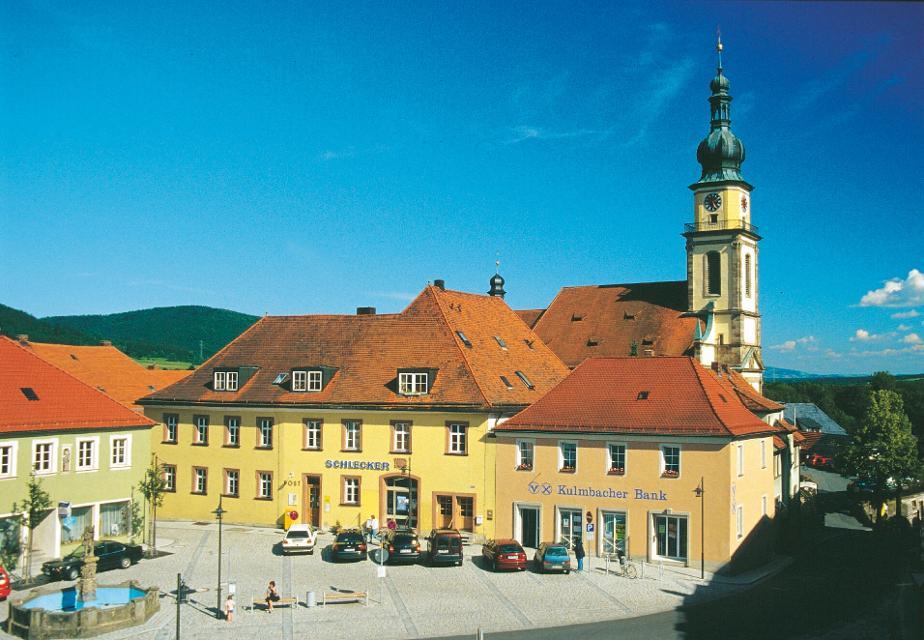 Marktplatz Stadtsteinach
