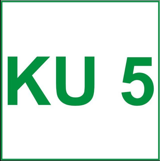 Streckenmarkierung KU 5