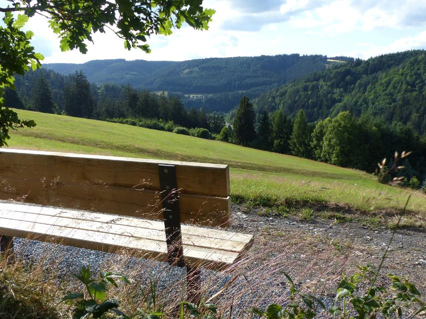 Ausblick Forstloh