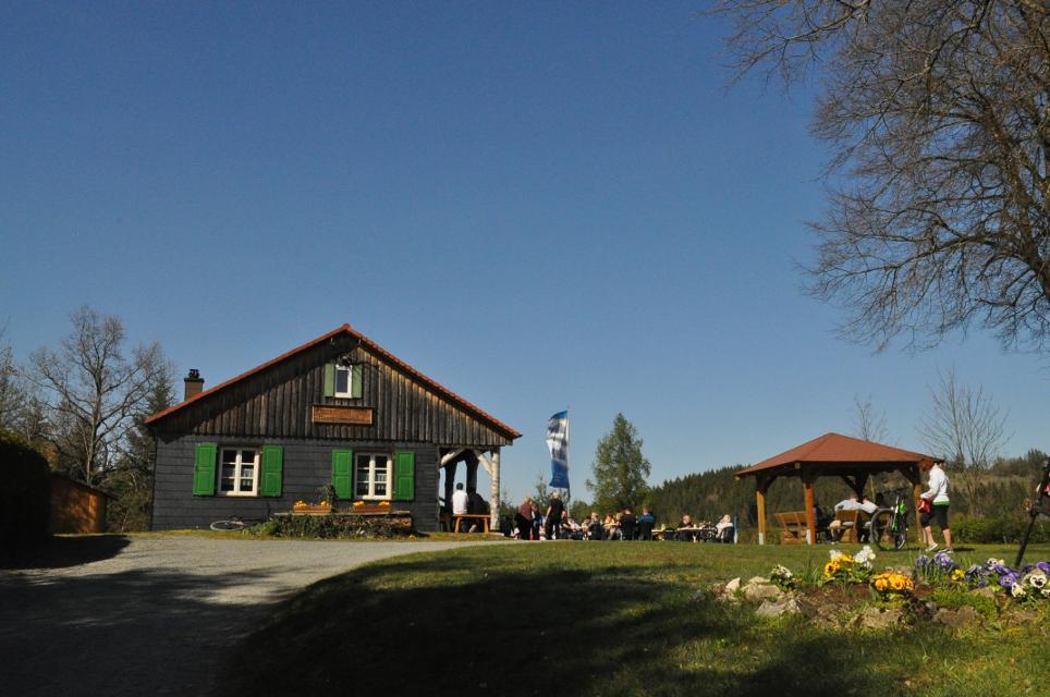 Wanderhütte Herrgottswinkel