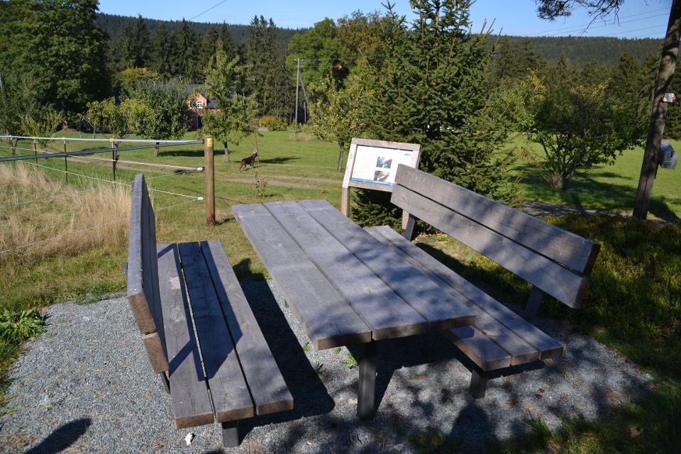 Sitzgruppe Froschbachtal