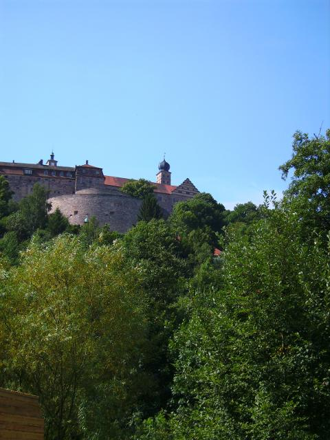Rückseite Plassenburg