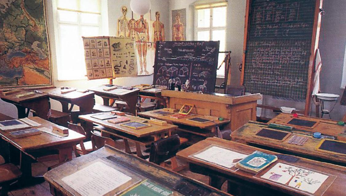 Dorfschulmuseum Ködnitz