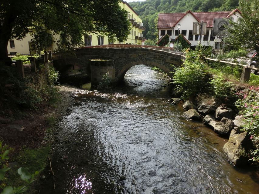 Historische Schorgastbrücke