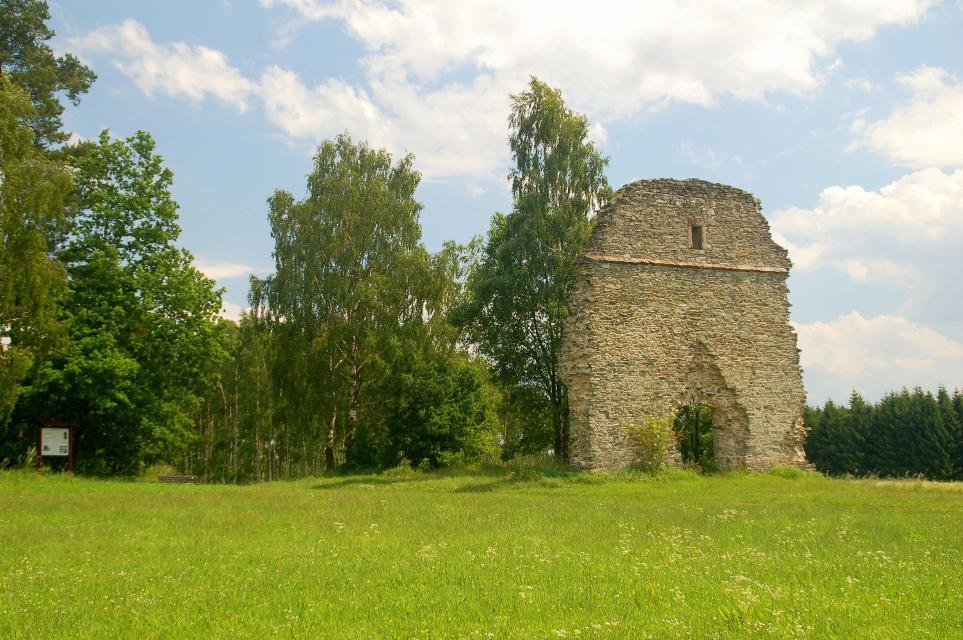 Ruine Heilingskirche