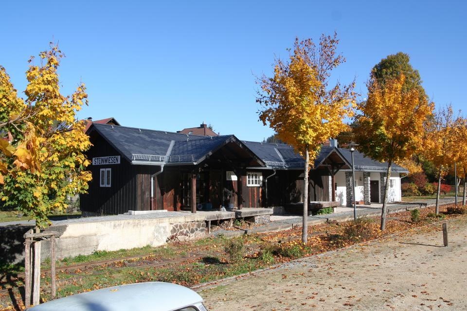 Naturparkinformationszentrum Steinwiesen