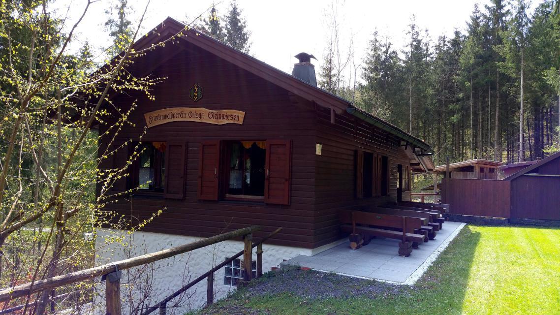 Wanderhütte am Rollenberg