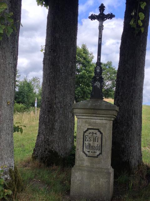 Wegkreuz in Marienroth