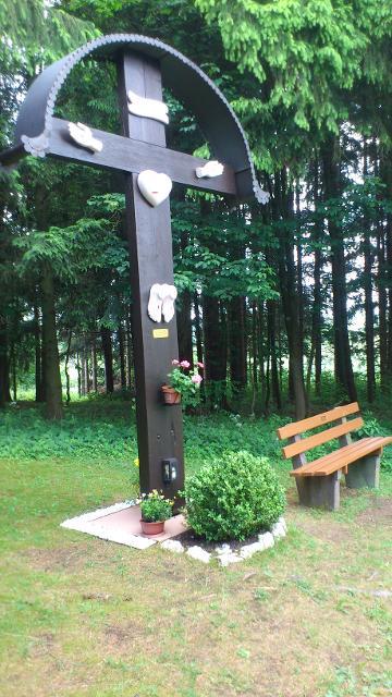 "Wegkreuz ""Altes Friedhofskreuz"""