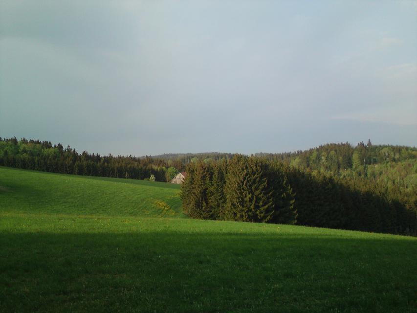 Blick auf Eulenburg