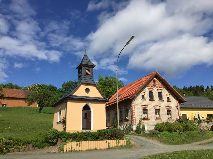 Kapelle in Altenreuth