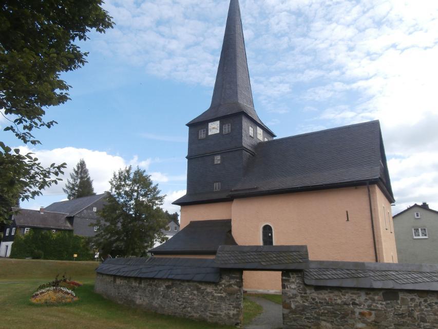 Wehrkirche St. Johannes Baptista