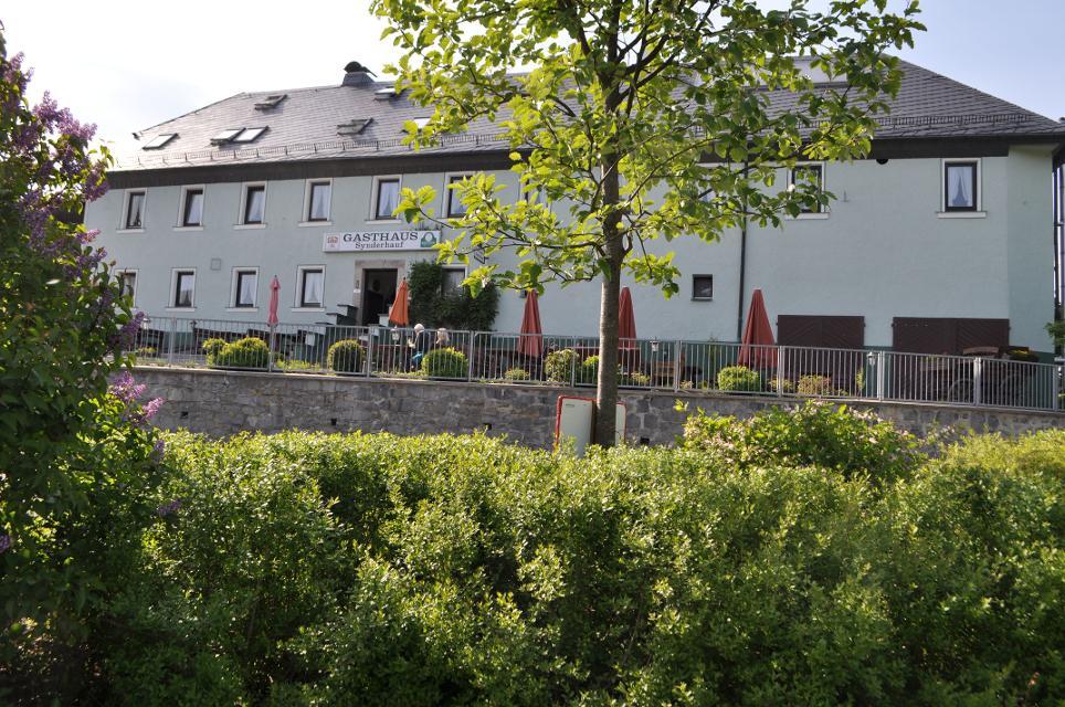Gasthaus Synderhauff am Ausgangspunkt