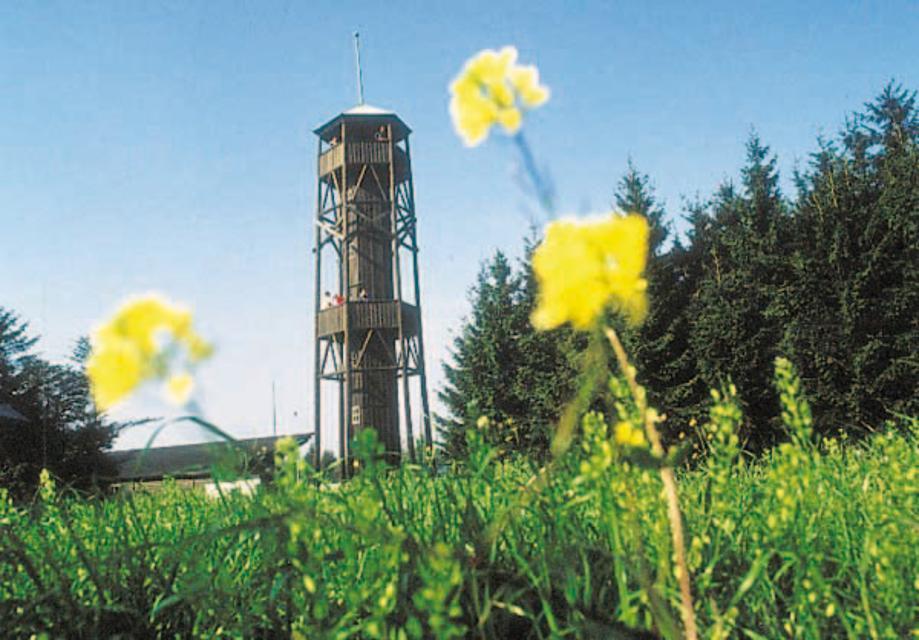 Presseck Aussichtturm Knock