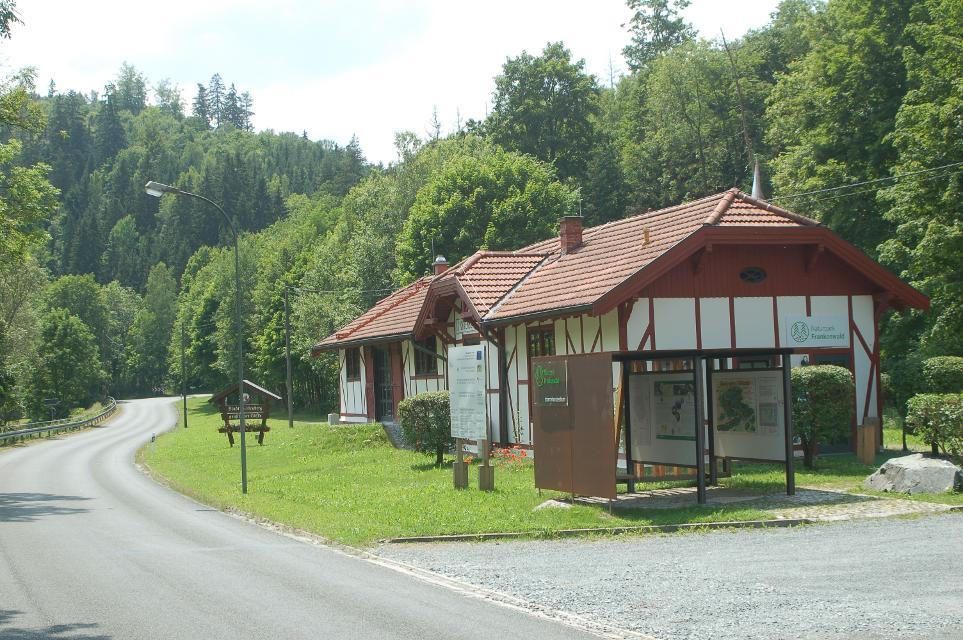 Infozentrum Blechschmidtenhammer