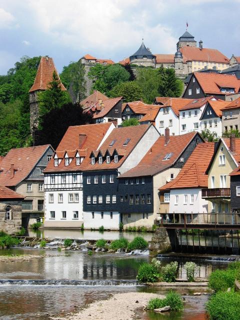 Stadtansicht Kronach