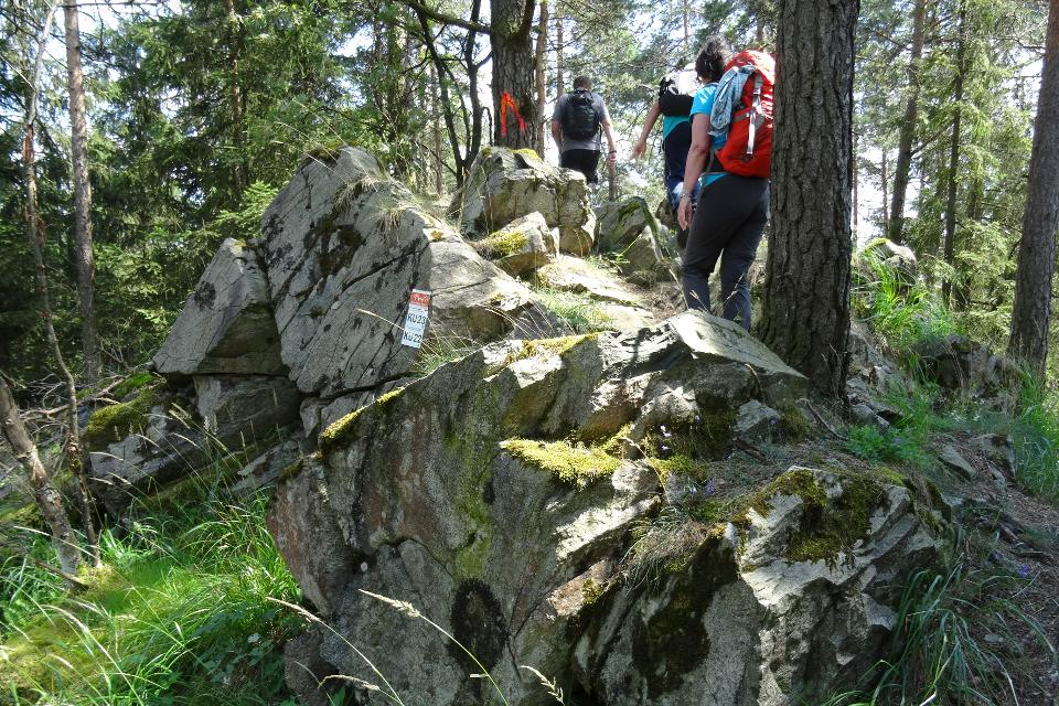 Peterlesstein bei Kupferberg