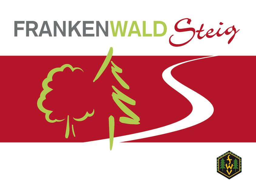Markierungszeichen FrankenwaldSteig