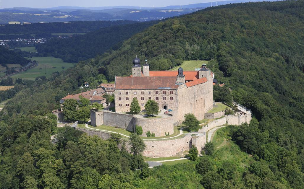 Kulmbacher Plassenburg