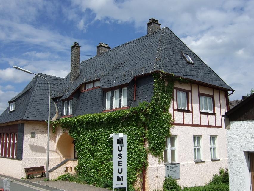 Klöppelschule Nordhalben