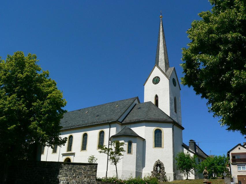 Kath. Pfarrkirche St. Bartholomäus