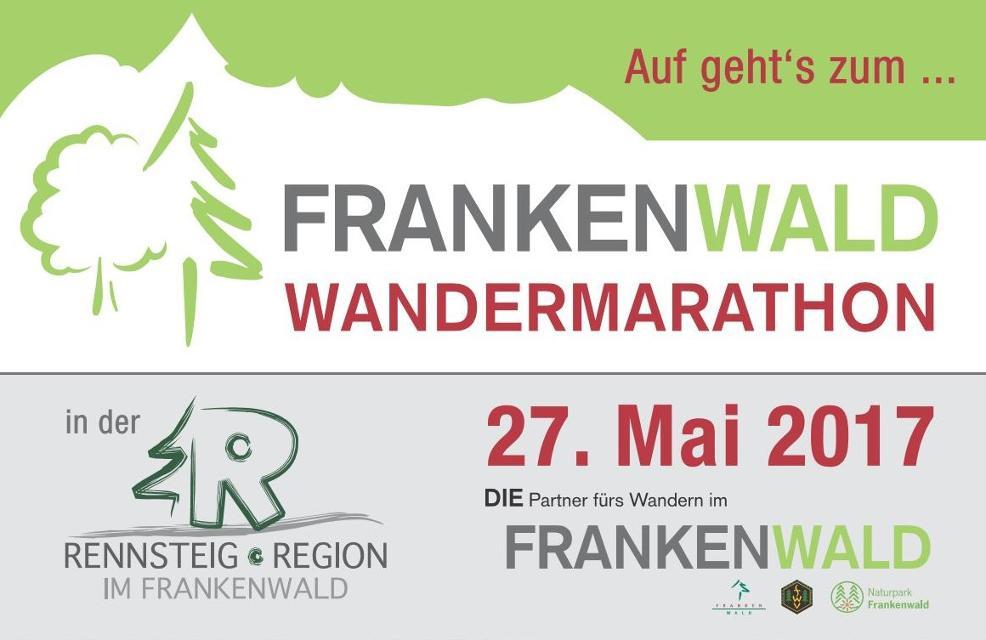 Frankenwald Wandermarathon_2017